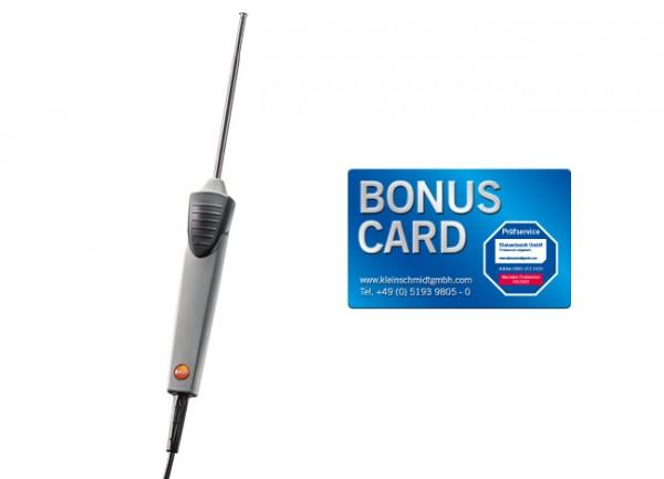 NTC Oberflächenfühler + BONUS CARD
