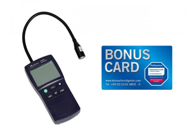 Lecksuchgerät Seitron POR RDZ BI mit BONUS CARD