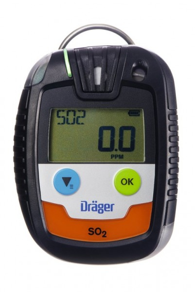 Dräger Gaswarngerät Pac® 6500 SO2 + BONUS CARD