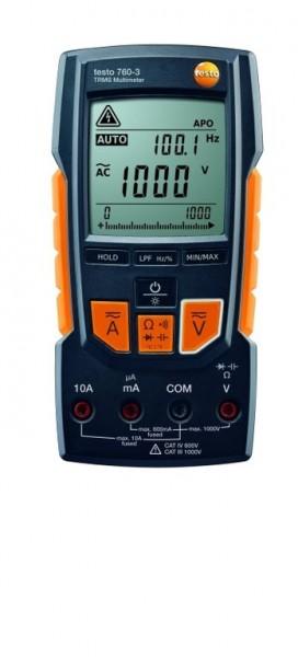 testo 760-3 Digital-Multimeter