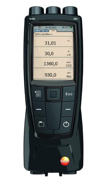 testo 480 - Klimamessgerät