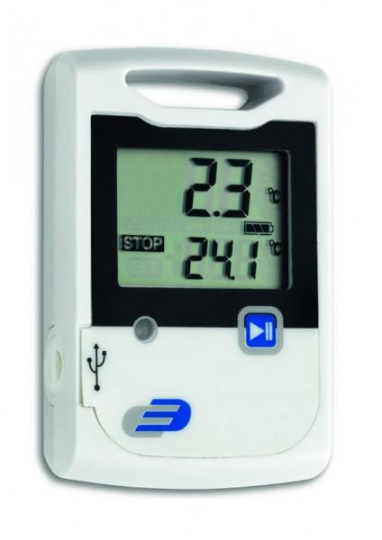 Dostmann LOG10 Temperaturdatenlogger + ISO-Zertifikat