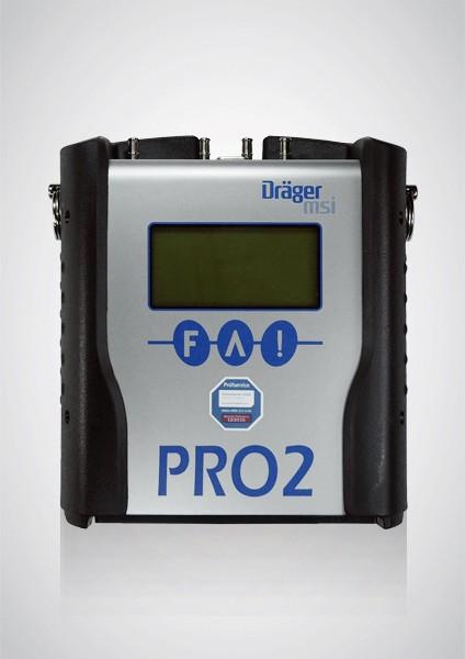 24h-Service mit neuem O2-Sensor für Dräger MSI PRO2