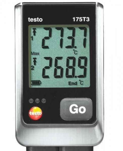 testo 175 T3 - Temperaturdatenlogger