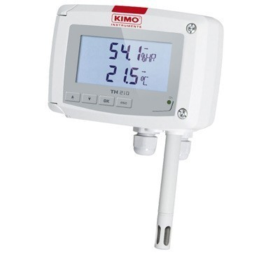 Temperatur-/Feuchtetransmitter - Serie TH 210 - TH210-BOSP